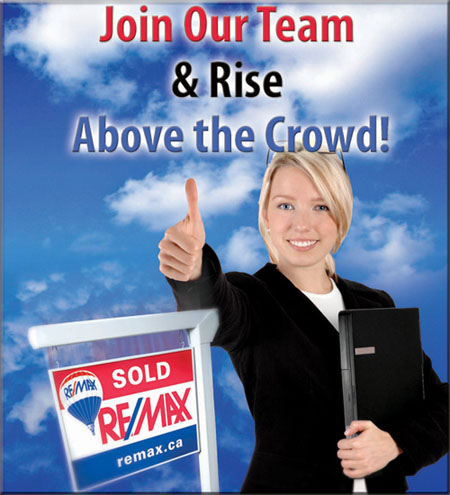 Join Our Team - And Rise Above the Crowd!